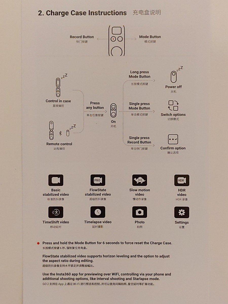 要錄又要拍!Insta360 GO2 運動相機 解放爸爸的雙手!